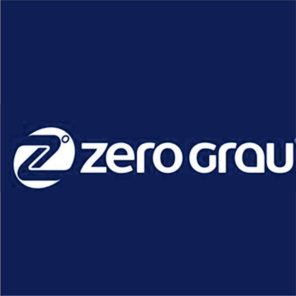 logomarca Zero Grau